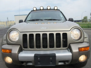 2004 Jeep Liberty RENAGADE SPORT-AWD-EXCELLENT SHAPE IN/OUT