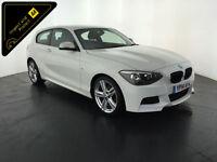 2014 BMW 116D M SPORT DIESEL 3 DOOR HATCHBACK 1 OWNER FINANCE PX WELCOME