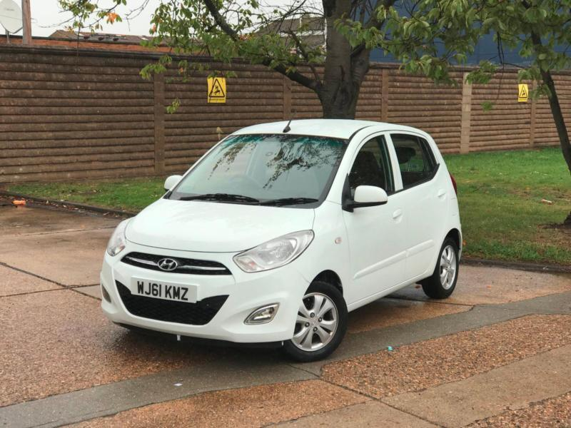 Automatic Hyundai I10 2011 Facelift Model Only 37 K Miles 1 Year