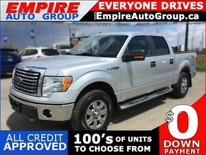 2011 FORD F-150 XTR * 4WD * POWER GROUP * EXTRA CLEAN