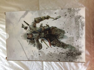 Assassins Creed Statue with accessories PS3