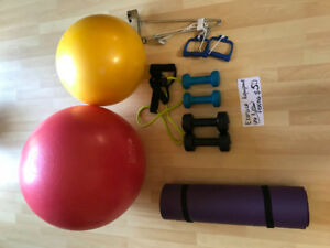 Exercice Equipement new