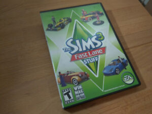 The Sims 3 Fast Lane Stuff (DVD-ROM)