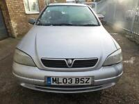 Vauxhall/Opel Astra BREAKING FOR SPARES