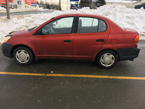 2005 Toyota Echo Other