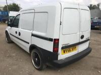 2006 56 Vauxhall Combo 1.3CDTi 16v 2000 5 dr VAN