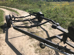 Boat Trailer For Sale - Priced to Sell!