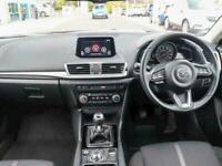2018 Mazda Mazda3 2.0 120 Sport Nav Black 5dr Petrol Manual