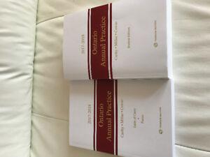 Algonquin law clerk/paralegal