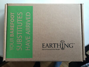 Earthing mat new in box