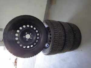 WINTER TIRES FOR NISSAN ALTIMA