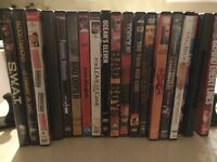 Assorted DVD's For Sale.