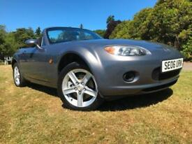 *3 MTHS WARRANTY*2006(06)MAZDA MX-5 SPORTS 2.0 OPTION(PACK) CONVERTIBLE 88K*