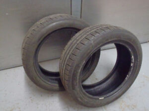 2x Pirelli Sottozero Winter 240 series 2 205/55R17 Hiver / Winte
