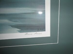 """Masters of The Inlet"" Killer Whales Lithograph by Bruce Muir 41 Sarnia Sarnia Area image 4"