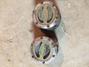 Warn Manual Locking Hubs -Nissan Pathfinder