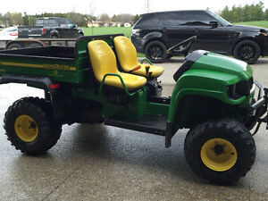 JD HPX 4WD 2004 Gator For Sale