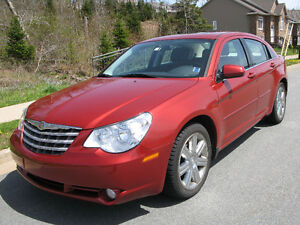 2010 Chrysler Sebring Limited Sedan. Only 59.950 km