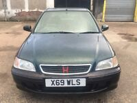 2001 Honda Civic 1.4 5 Door Hatchback ***11 Months MOT***