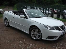 2010 SAAB 9-3 LINEAR TID * WHITE * CONVERTIBLE * CONVERTIBLE DIESEL