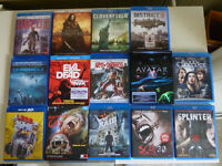 Lots Of Blurays / Blu Ray Set / Blu Rays Collection / Blu-ray