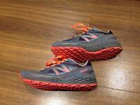 New Balance Fresh Foam Hierro UK9/43 Orange Running Shoe