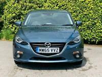 2015 Mazda MAZDA 3 3 SE-L NAV Hatchback Petrol Manual