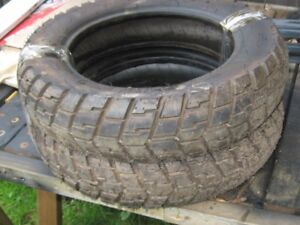 EBIKE TIRES FOR SALE LIKE NEW 3.50-10 $20.00for pair