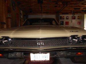 1968 Chevelle hood for sale. Cambridge Kitchener Area image 6