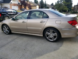 Acura Rl Kijiji In Edmonton Buy Sell Save With Canadas - 2006 acura rl a spec