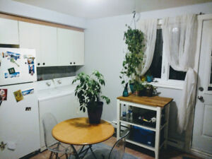 Cute 1 BR - 3 1/2 for rent in Hochelaga for October 1st