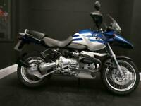 BMW R 1150 GS - Low miles, Original condition, Remus Exhuast.