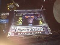 Starcraft computer game (rare limited copy's made