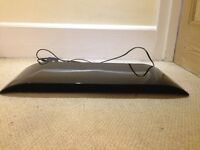 TIBO PP-100 sound bar/plinth for small TV or monitor.