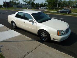 2003 Cadillac DeVille Familiale