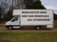 MAN AND VAN SERVICE, PRICES FROM £25 ! SALFORD,ECCLES, SWINTON, WALKDEN, FARNWORTH, WORSLEY, LEIGH.
