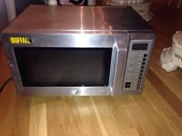 COMMERCIAL MICROWAVE £150