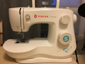 Singer home sewing machine