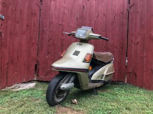 1980's Yamaha Riva 180cc