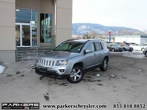 2016 Jeep Compass High Altitude  - 4x4- Heated Seats- Bluetooth