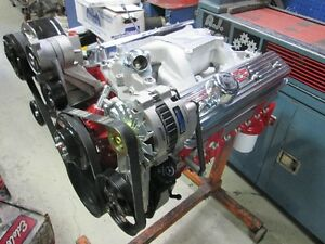 MOTEUR 350 CHEVROLET CRATE ENGINE