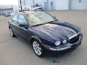2003 Jaguar X-TYPE AWD 2.5L 119000KMS Cetified