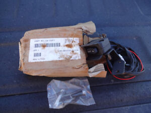 Rear rack for Polaris quad and winch switch (brand new)