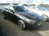 2013 BMW 116 1.6i Sport 5 Door. 57000 Miles. 12 Months MOT