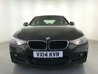 2014 BMW 320D M SPORT DIESEL 4 DOOR SALOON £30 ROAD TAX 1 OWNER SERVICE HISTORY