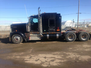 2007 Kenworth W900 isx for sale