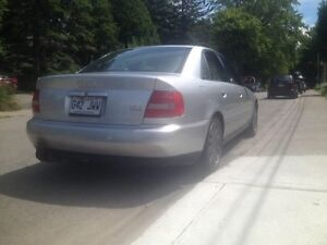 Audi A4 1.8t stage 1