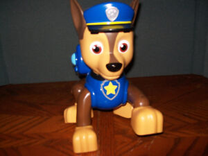 Paw patrol mission talking chase interactive rescue pup police