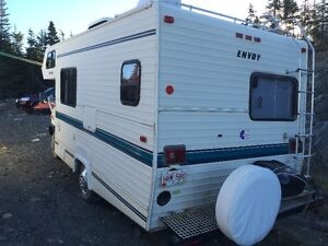 20 ft. Chevy Motorhome
