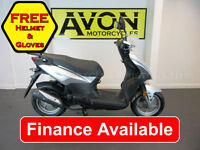 Sym Symply 50cc Scooter Commuter Moped Learner Legal